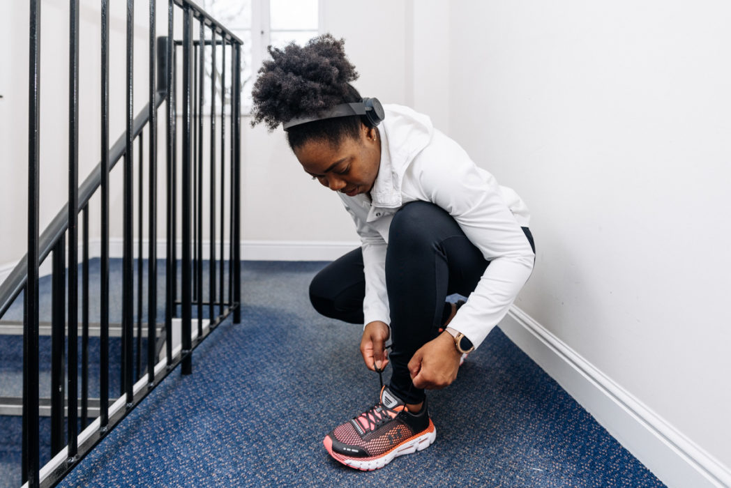 Layer Up To Beat The Cold - Running in cold weather / winter